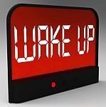 Waking up feeling refreshed