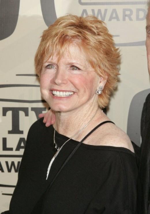 Bonnie Franklin, 2012