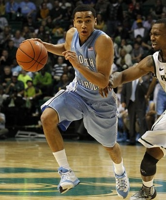 North Carolina sophomore point guard Marcus Paige.