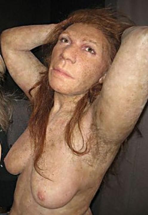 Neanderthal Porn 44