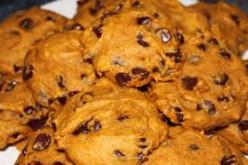 Pete's Pumpkin Cookies