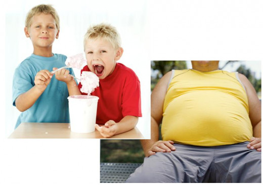 Education ourselves about the dangers of sugar now will ensure us healthier children and weigh loss.