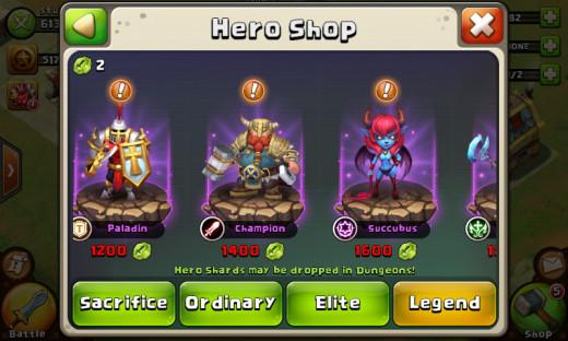 Best Castle Clash Heroes