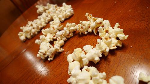 Popcorn Strings