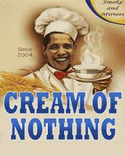 "President ""I Know Nothing!"""