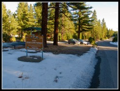 Hiking Reno/Lake Tahoe: Brown's Creek Loop Trail