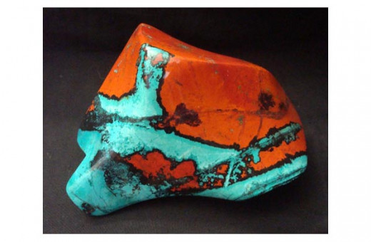 """Sonora Sunset"" ~ rare  polished rock"