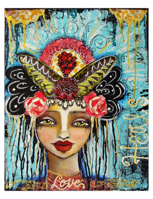 Love Heals from lisa ferrante flickr.com