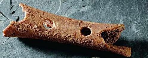 Neanderthal bone-flute from Slovenia