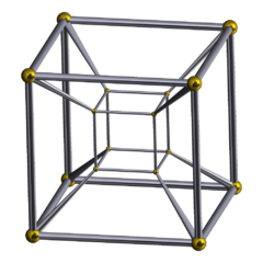 A Tesseract, probably the most interesting wikipedia article you'll read all day.