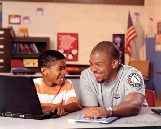 AmeriCorps Volunteer - Youth Development