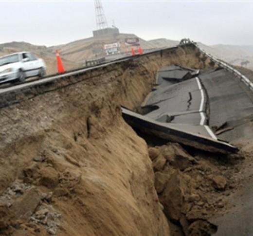 Peru Earthquake 7.9