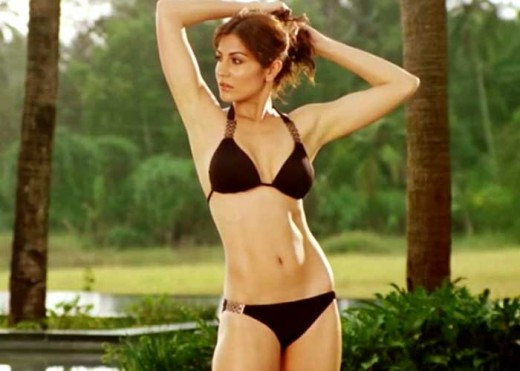 Anushka Sharma Best Beach Body