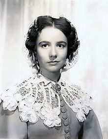 Alicia Rhett as India Wilkes, Gone With The Wind
