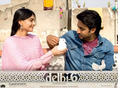 Abhishek Bachchan and Sonam Kapoor