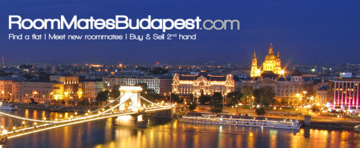 Find rooms and apartments rentals  in budapest