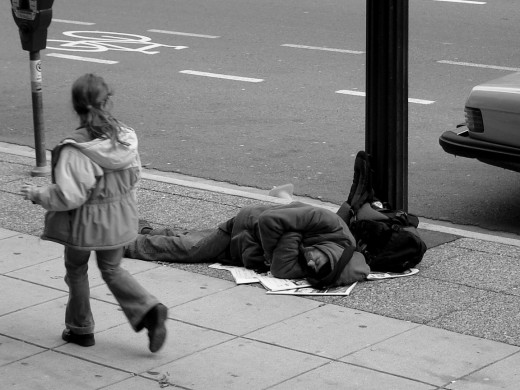 Anti-Homelessness Legislation