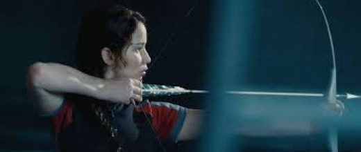 Katniss Everdeen is one of those characters that showed girls that it is okay to be a strong willed woman in this world.