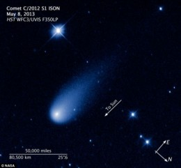 The Comet of the Century turned out to be a dud, has anyone else noticed how NASA keeps getting proved wrong?
