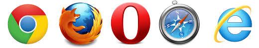 Chrome   ::   Firefox   ::   Opera   ::    Safari   ::    Internet Explorer