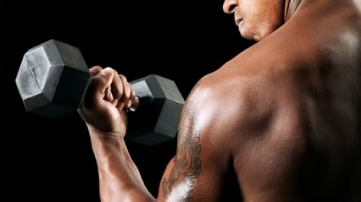 Get active to get rid of belly fat.