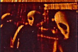 Alien 'Greys' in Dulce Base from Thomas Costello (Security Officer now presumed dead)