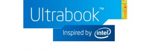 The Ultrabook logo present on most Ultrabooks