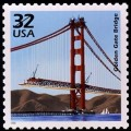 The Golden Gate Bride was built in the 30's. My Grandpa had to take a couple of trips north to see it happen.