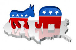 Democrats or Republicans, which would collapse first?