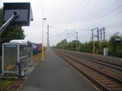 View of Steenwerck Station