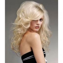 how to safely bleach hair platinum blonde