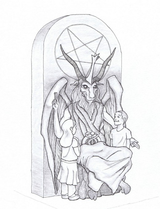 This is a rough sketch of the proposed monument to be placed on the grounds at the Oklahoma State Capital.