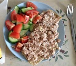 How to make Tuna Oat-Bread