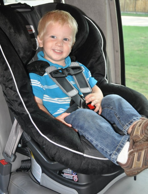 The Britax Boulevard 70-G3 Convertible Car Seat is a model I've trusted for more than just one child. With convenient features and side impact safety it's definitely a model you should consider.