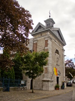 The Sankt-Lambertus-Kapelle, Eupen