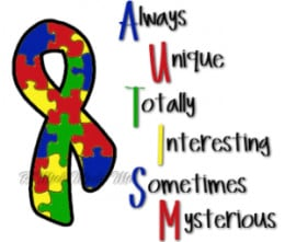 An acronym for autism.