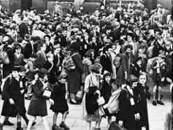 Child Evacuees in World War 2 -  Some memories from my childhood