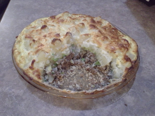 Quick and Easy Cheeseburger Pie