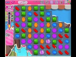 Candy Crush Level 130 - Striped Candies All Day!