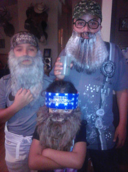 We are family and we LOVE Duck Dynasty!