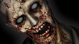 The ever present zombie.
