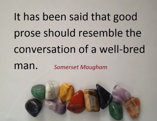 Quote by Somerset Maugham