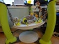 Top Baby Exersaucer Jumper Bouncer Learning Center 2014
