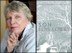 "Lois Lowry and her latest novel, ""Son."" (2012)"