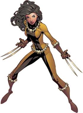 X-23 Wolverine Costume