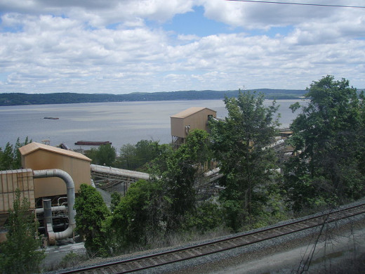 Haverstraw Bay