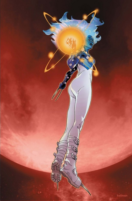 X-23 Uni-Power Costume/Captain Universe