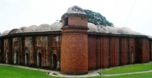 Historic Sixty Tomb Mosque