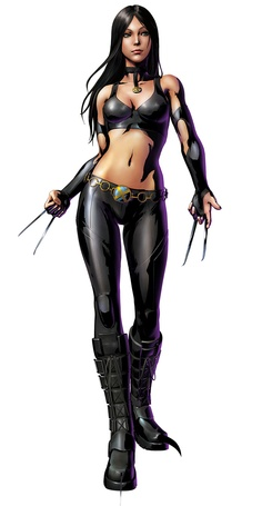 Classic X-23 Costume