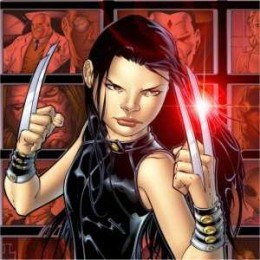 X-23 Original Costume with the Facility